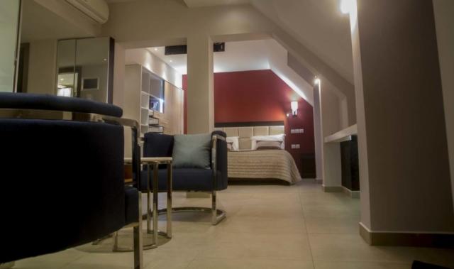 Samsara Hôtel Suite